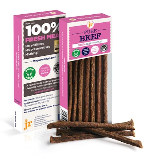 JR Pet Pure stick bife