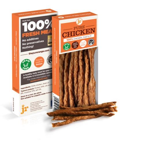 JR Pet Pure stick galinha