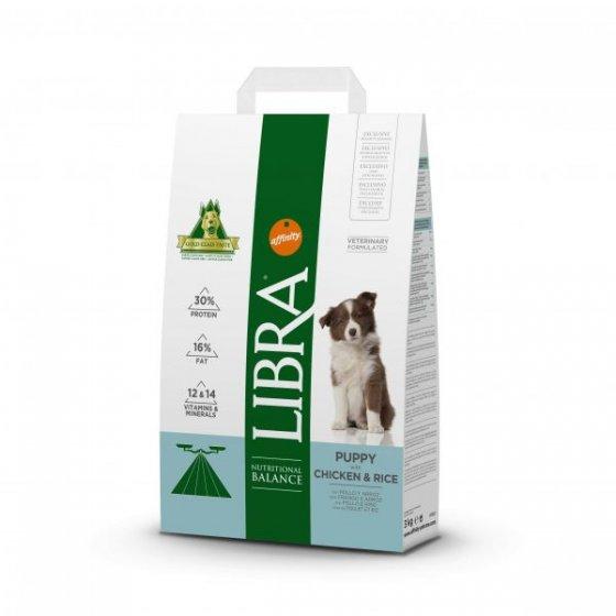 Libra puppy frango