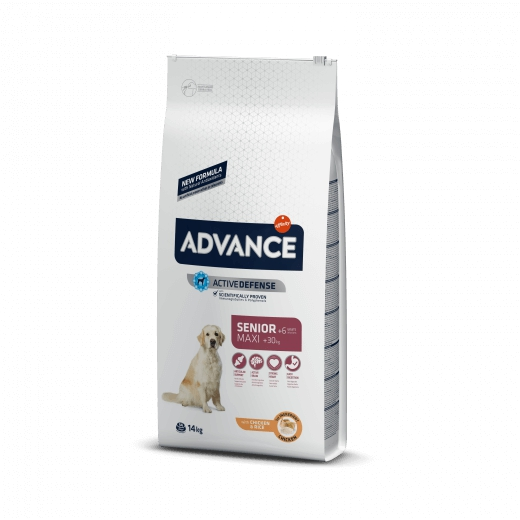 Advance Dog Maxi Senior Chicken & Rice