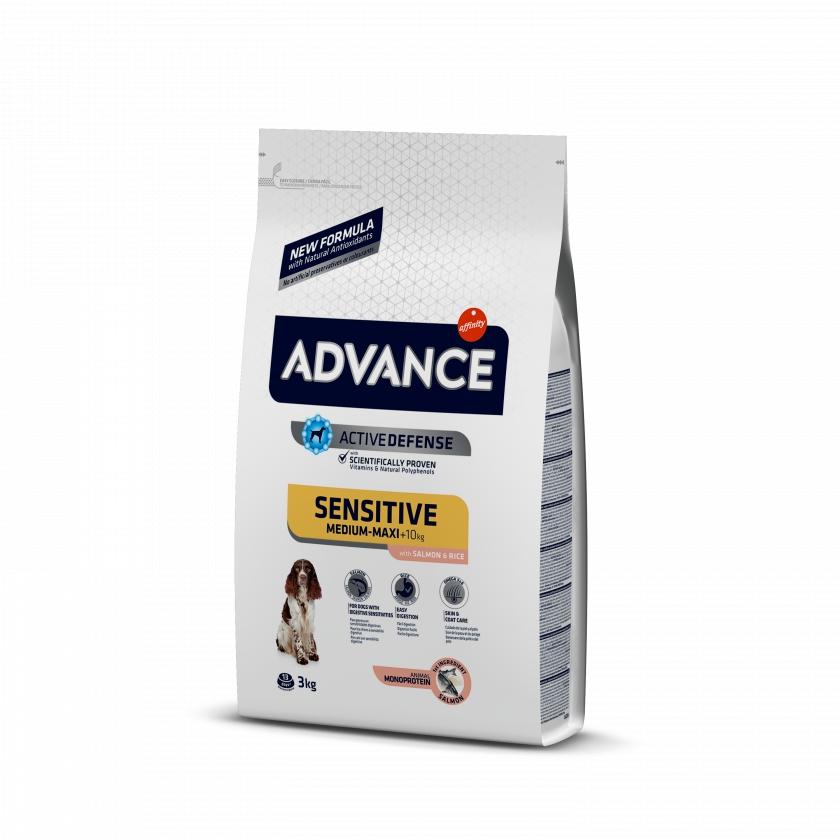 Advance Dog Sensitive Salmon & Rice