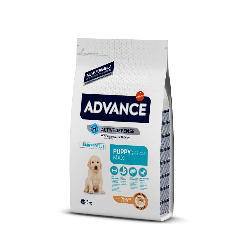 Advance Dog Puppy Maxi Chicken & Rice